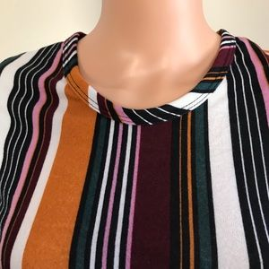Discreet Dresses - Dress is comfortable, nice and colorful, like new!
